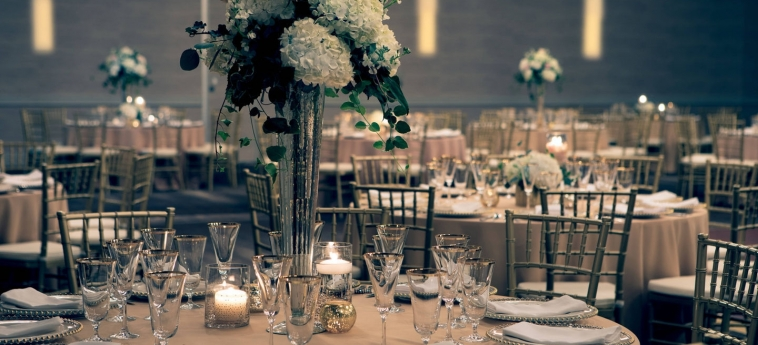 Hotel Kansas City Marriott Country Club Plaza: Salón para Banquetes KANSAS CITY (MO)