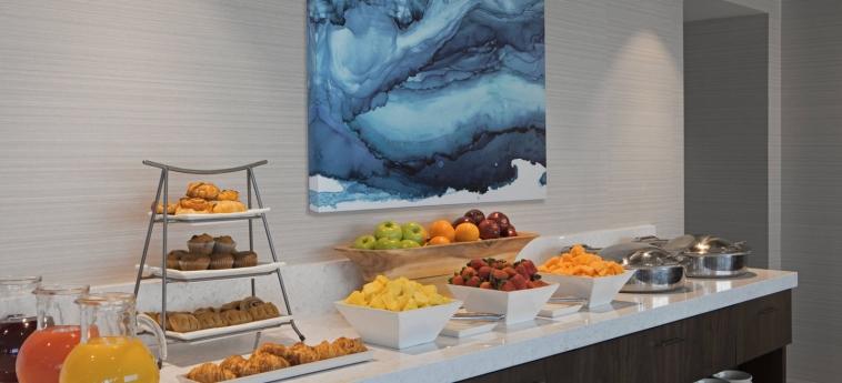 Hotel Kansas City Marriott Country Club Plaza: Buffet KANSAS CITY (MO)