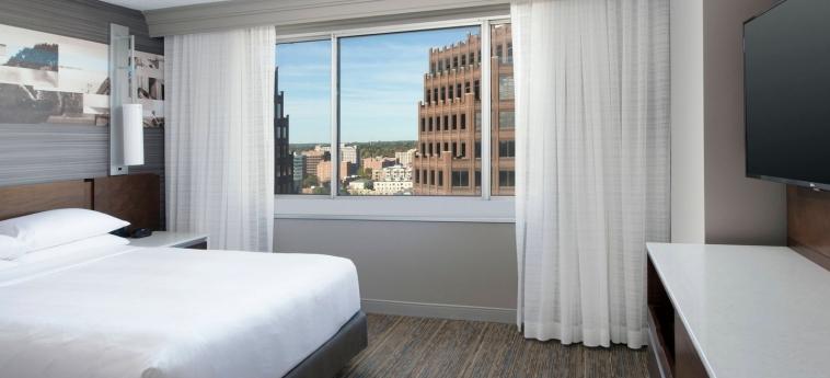 Hotel Kansas City Marriott Country Club Plaza: Camera Matrimoniale/Doppia KANSAS CITY (MO)