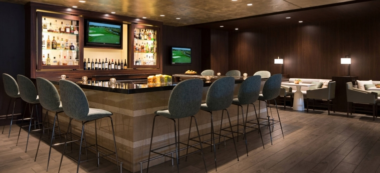 Hotel Kansas City Marriott Country Club Plaza: Bar KANSAS CITY (MO)