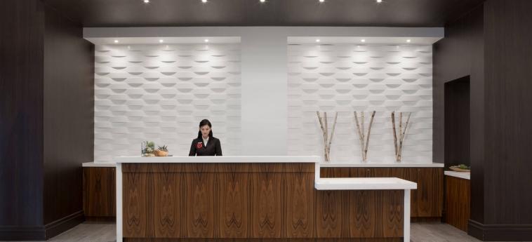 Hotel Kansas City Marriott Country Club Plaza: Reception KANSAS CITY (MO)