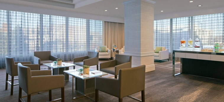 Hotel Kansas City Marriott Country Club Plaza: Dettagli Strutturali KANSAS CITY (MO)