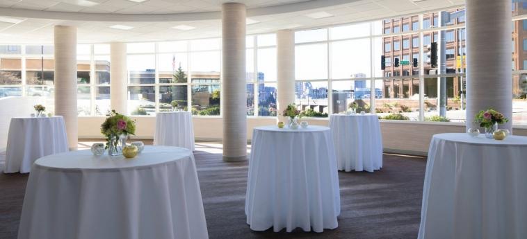 Hotel Kansas City Marriott Country Club Plaza: Hall KANSAS CITY (MO)