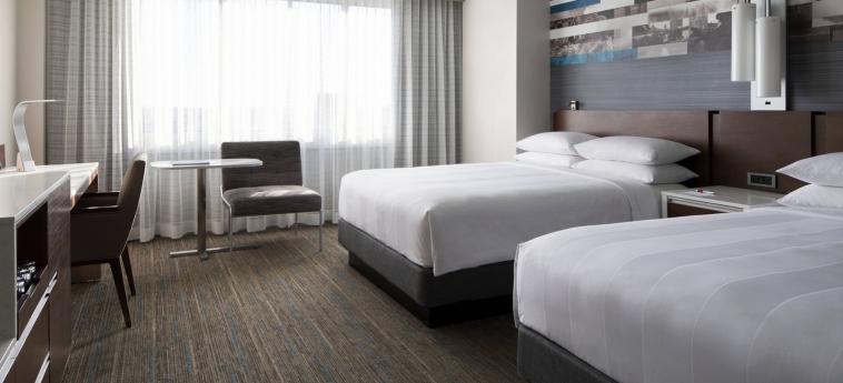 Hotel Kansas City Marriott Country Club Plaza: Twin Room KANSAS CITY (MO)