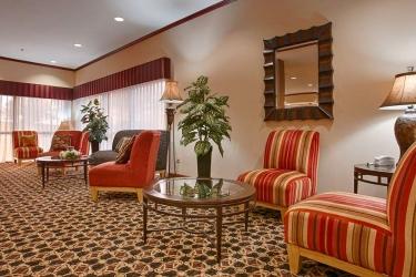 Hotel Best Western Plus Kansas City Airport - Kci East: Lobby KANSAS CITY (MO)