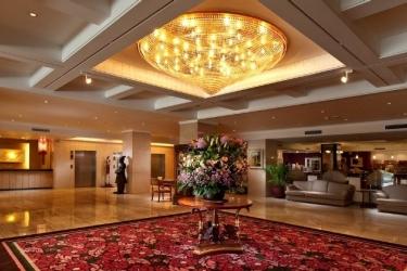 Hotel Kingdom: Lobby KAOHSIUNG