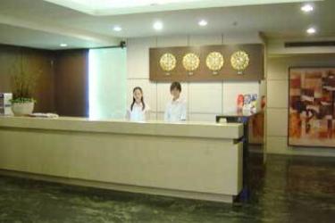 Hotel Chu Yu: Réception KAOHSIUNG