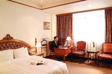 Hotel Wen Pin: Schlafzimmer KAOHSIUNG