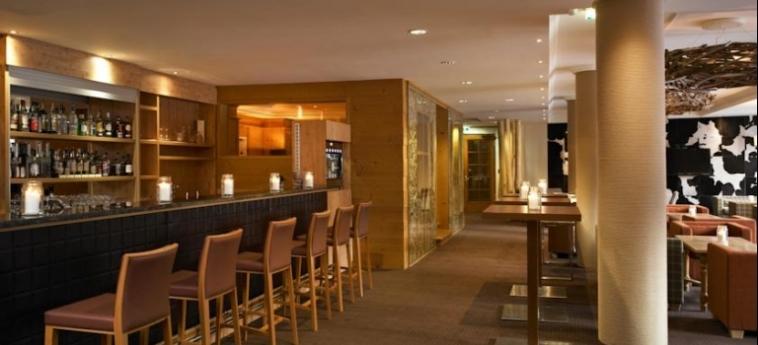 Hotel Das Alpenhaus Kaprun: Bar Interno KAPRUN