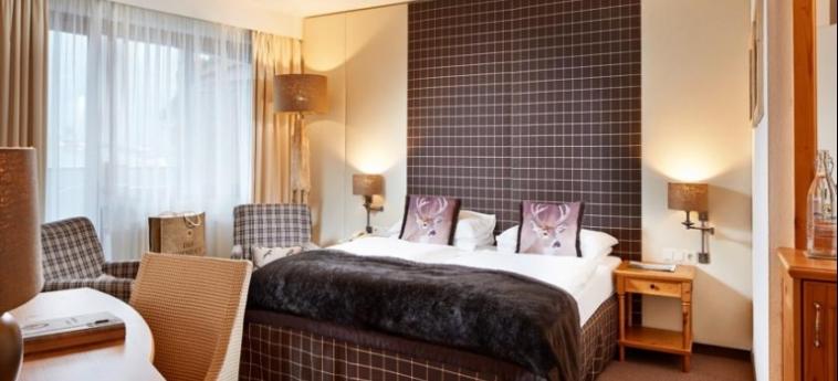 Hotel Das Alpenhaus Kaprun: Camera Matrimoniale/Doppia KAPRUN