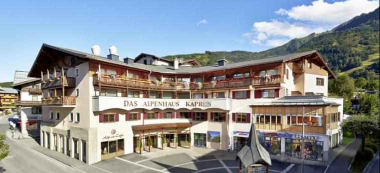 Hotel Das Alpenhaus Kaprun: Esterno KAPRUN