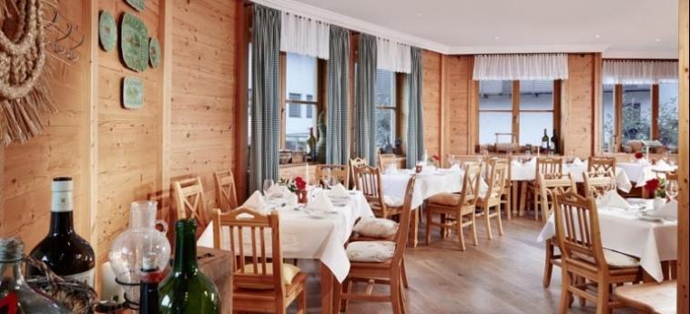Hotel Das Alpenhaus Kaprun: Sala KAPRUN