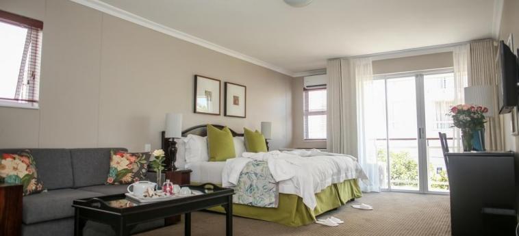 Hotel Bantry Bay Suite: Schlafzimmer KAPSTADT