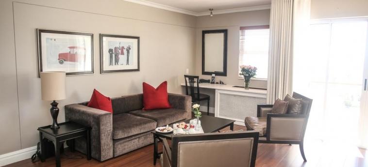 Hotel Bantry Bay Suite: Zimmer Suite KAPSTADT
