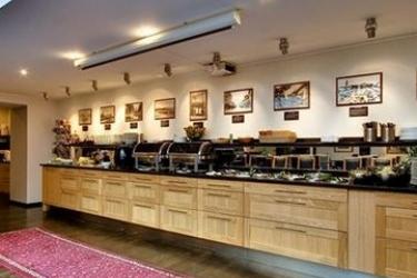 Clarion Collection Hotel Drott: Salle de Petit Dejeuner KARLSTAD