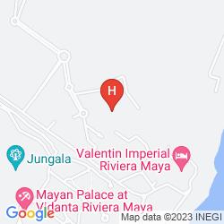 Karte CATALONIA PLAYA MAROMA ALL INCLUSIVE