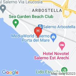 Karte MEDITERRANEA HOTEL & CONVENTION CENTER