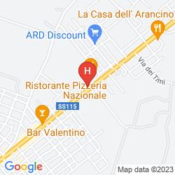 Karte SAN MARTINO