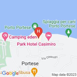 Karte PARK HOTEL CASIMIRO VILLAGE