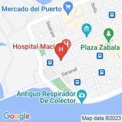 Karte LANCASTER