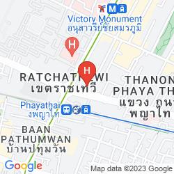 Karte THE SUKOSOL, BANGKOK
