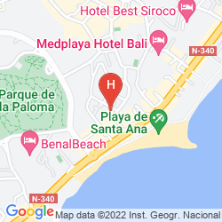 Karte PALIA LA ROCA