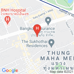 Karte SUKHOTHAI