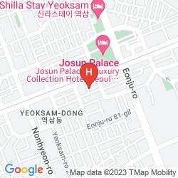 Karte STELLA HOTEL