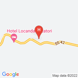 Karte SPORT HOTEL VITTORIA