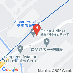 Karte NOVOTEL TAIPEI TAOYUAN INTERNATIONAL AIRPORT