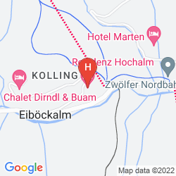 Karte RESIDENZ HOCHALM
