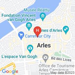 Karte DU FORUM