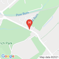 Karte ALPHA GUEST HOUSE