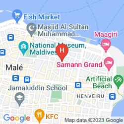 Karte SALA BOUTIQUE HOTEL