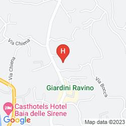 Karte RESIDENCE VILLA TINA