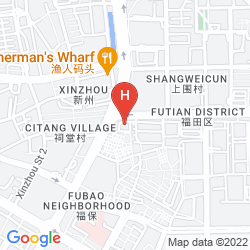 Karte WYNDHAM HOTEL XIAN