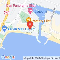 Karte SHERATON MORIAH