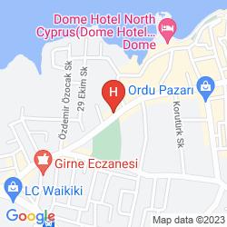 Karte DORANA