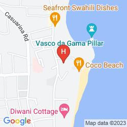 Karte SCORPIO VILLAS