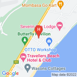 Karte KENYA BAY