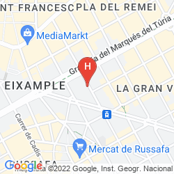 Karte ABCYOU BED & BREAKFAST
