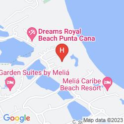 Karte THE RESERVE AT PARADISUS PALMA REAL
