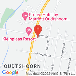 Karte HLANGANA LODGE