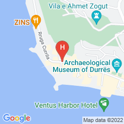 Karte ARAGOSTA