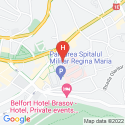 Karte ADABELLE HOSTEL