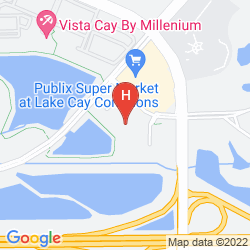 Karte VISTA CAY INN