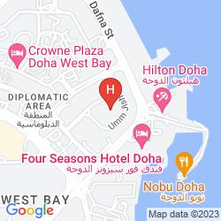 Karte RETAJ AL RAYYAN
