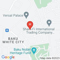 Karte MIRAJ INN BOUTIQUE HOTEL
