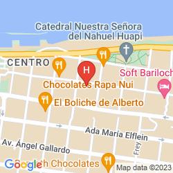 Karte CRISTAL