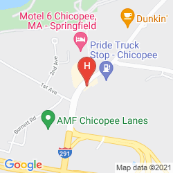 Karte ECONO LODGE